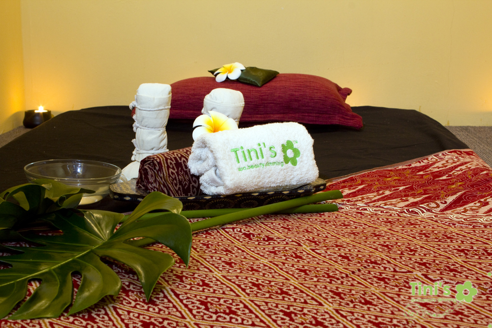 Massage Room Urutan Tinispa