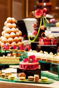 Hadiah Hari Ibu buffet makan - Tini's Spa