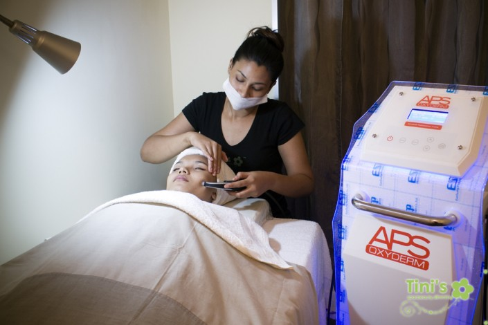 facial treatment packages shah alam, ampang, kuala lumpur, selangor - tinispa