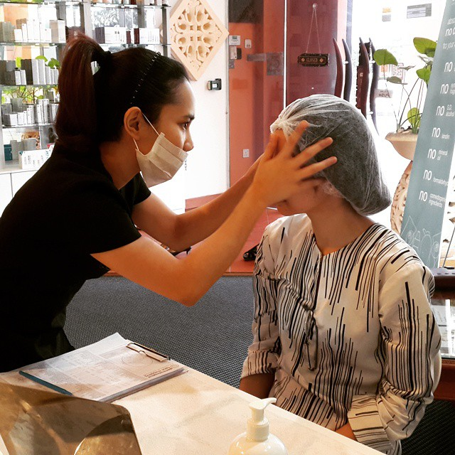 face mapping tinispa dermalogica