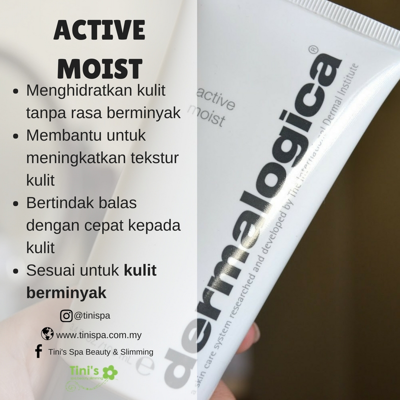 Active Moist @ Tinispa