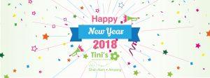 Selamat Tahun Baru 2018 Tinispa